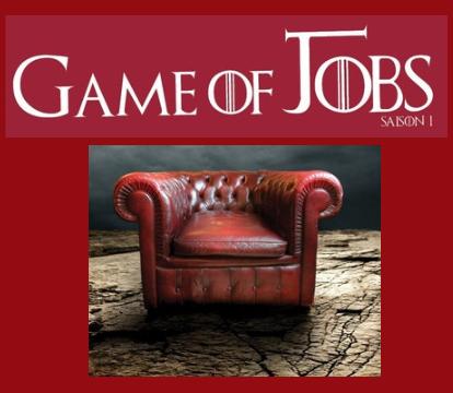 Game of jobs salon du recrutement for Salon du recrutement