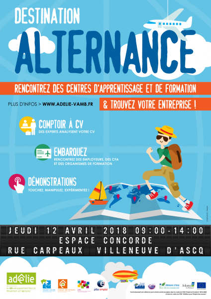 destination alternance